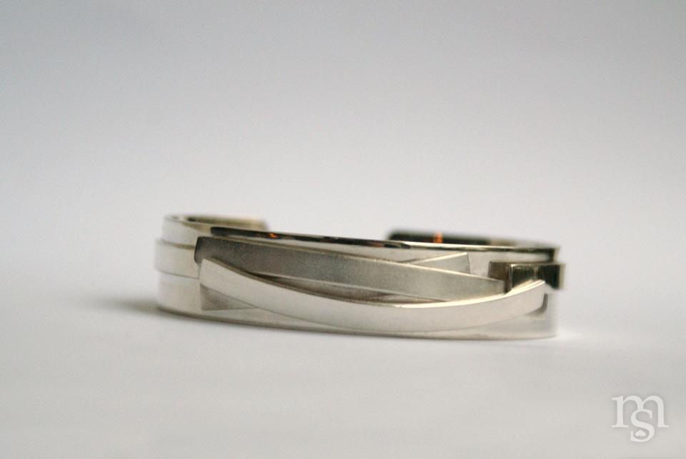 Armband van zilver